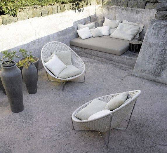 Patio Furniture by Paola Lenti