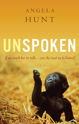 Book of the Month: Unspoken