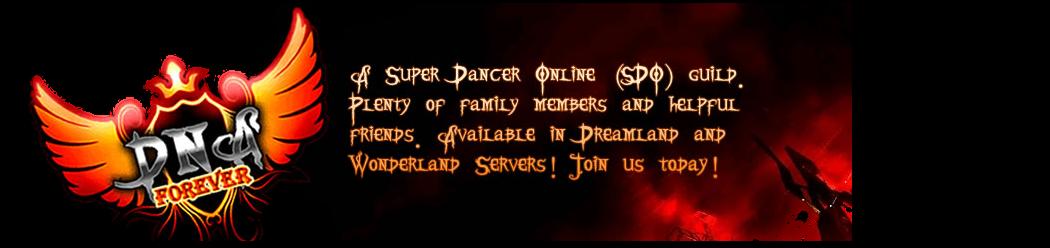DNA F0REVER Guild