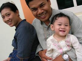 anakku sayang dan istri tercinta