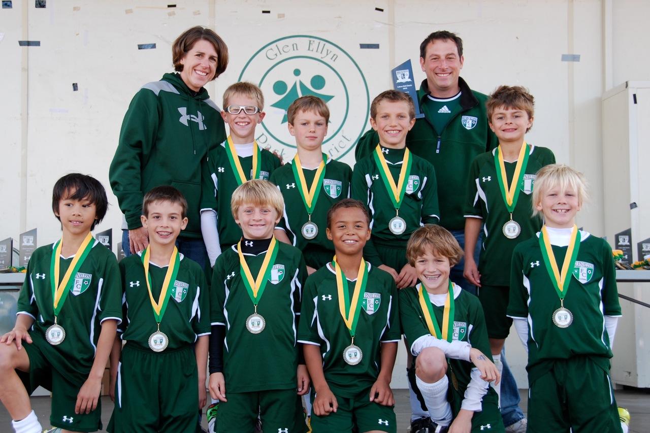 U10 Boys Soccer Team