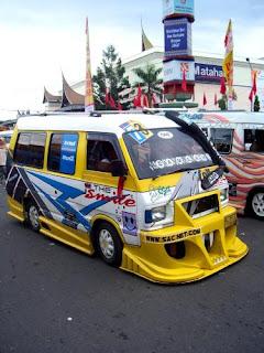 Image of Modifikasi Angkot Padang
