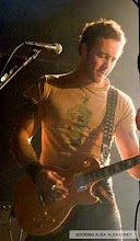 Playing his own guitar in August Rush
