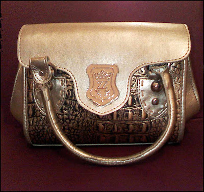bolsa feminina de couro