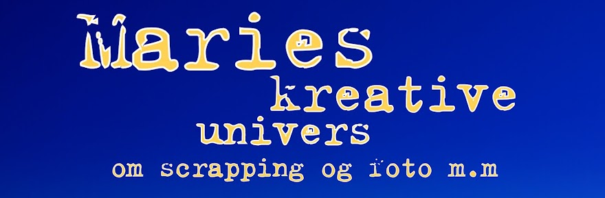 Maries kreative univers
