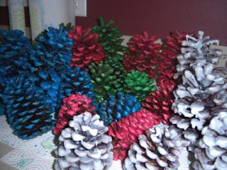 Pinecone Firestarter Gift Baskets /Suzys Artsy Craftsy Sitcom