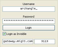 Aplikasi Deleted Contact List Mig33