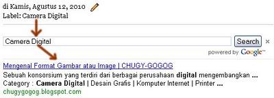 autofill google cse