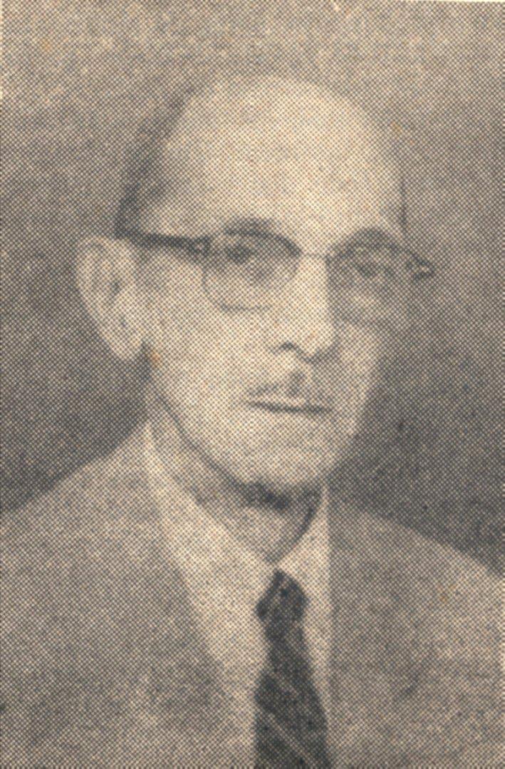 Dr. José Felicíssimo de Paula Xavier