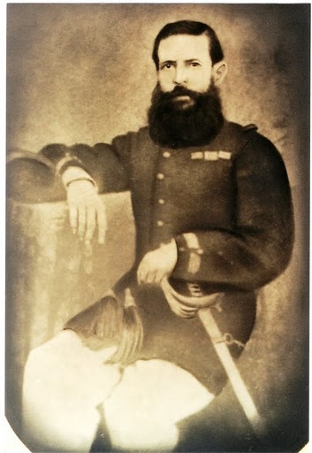 Na Guerra do Paraguai