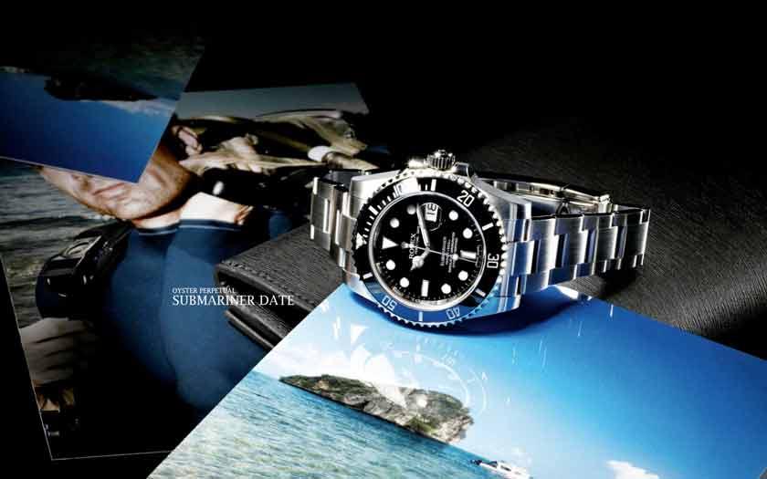 finn møteplassen rolex submariner date