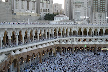 Se Sudut Lantai Masjidil Haram