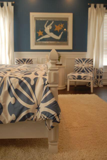 Dise o textil en la decoracion dormitorios fotos - Diseno de interiores wikipedia ...