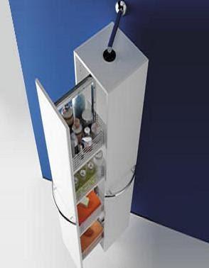 Organizador compacto de ba o ba os peque os decoractual for Organizador para bano