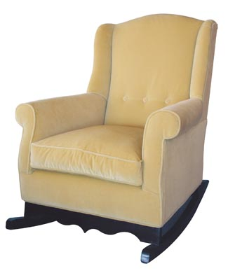 Original sillon mecedora ideal para habitaci n de beb - Sillon para habitacion ...