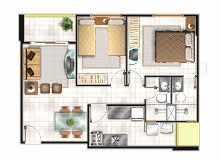 Diseño Plano   Planos De Casas Modernas