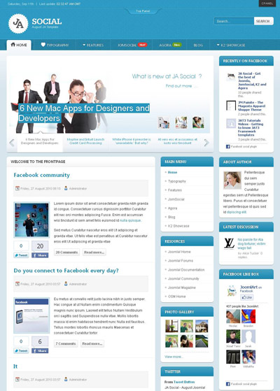 rockettheme joomla templates wordpress themes magento