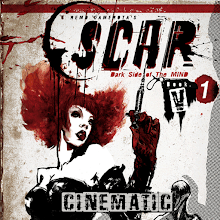 SCAR Graphic Novel V1