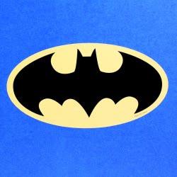 Batman Themed Kids Room