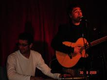 """Recital  29 de Agosto de 2008 """"Espacio Guambia""""- Montevideo"""