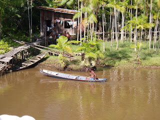 caboclo no rio