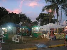 Fotos da Feira ao lado da Subida para o Convento N.Sª.Conceição