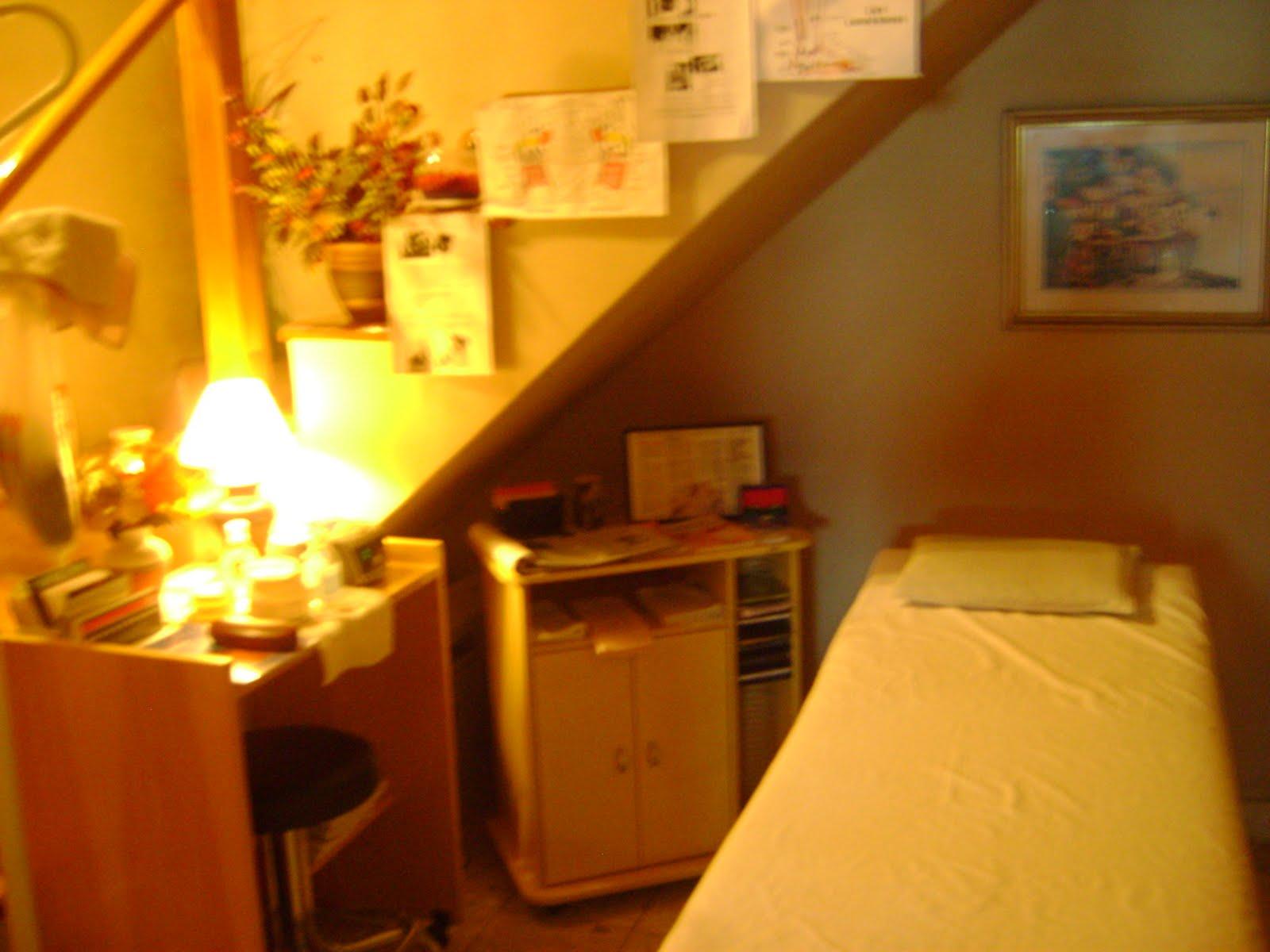 Gabinete de masajes agosto 2010 for Rustico un telaio cabina