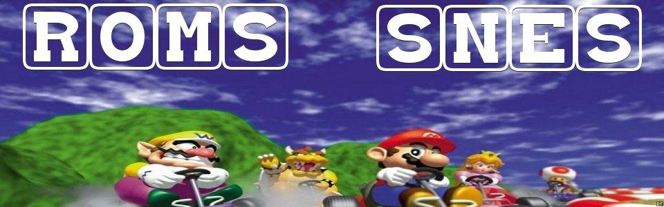 Roms de Super Nintendo