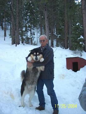 Grandpa & yukon