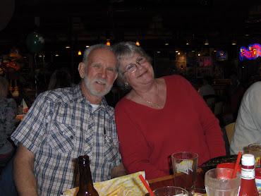 dad & Gamma Aunt Judy