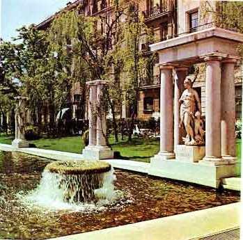 Segunda salida: el Madrid medieval cristiano (parroquias e iglesias) Mariblanca+recoletos