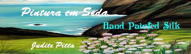 Pintura em Seda - Hand Painted Silk    de Judite Pitta