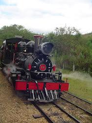Maria Fumaça  - o trem de Minas