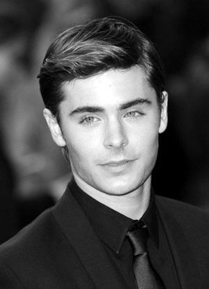 When asked if most top film directors have heard of him, Zac said that he ...