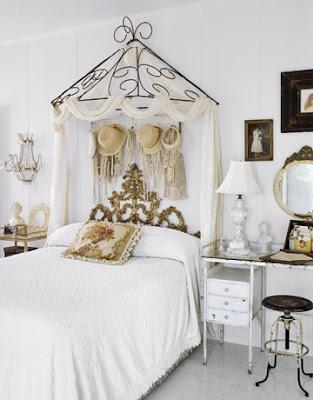 bedroom25 de - Renk renk yatak odalar�