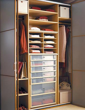 Ev dekorasyon hob g mme dolap i d zenlemeleri - Como vestir un armario empotrado ...