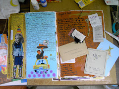Forgotten my art journal?