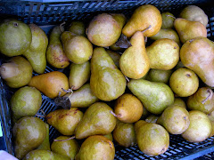 Pears galore