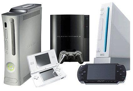 consolas de videojuegos en aurrera