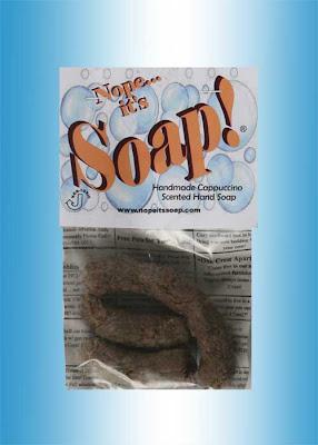 weird and wonderful bars soap