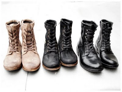 Military Fashion Boots on Amazing Boots  1   Combat Military Boots