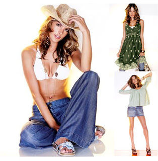 hot summer fashion image
