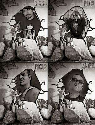 Desi Hip Hop 4 Life: May 2009 Bohemia Da Rap Star 2017