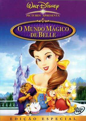 A Bela e o Monstro (Beauty and The Beast) - Página 7 O+Mundo+M%C3%A1gico+de+Belle