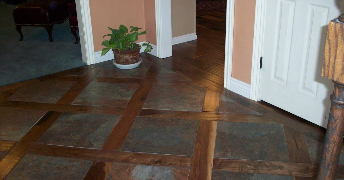 Centurion Homes Tile amp Wood Floor