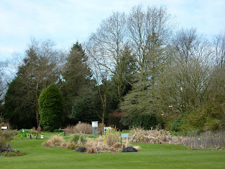 The gardens and arboretum at Myerscough College