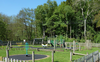 Playground at Dunsop Bridge