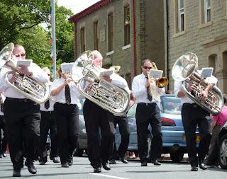 Longridge Town Band