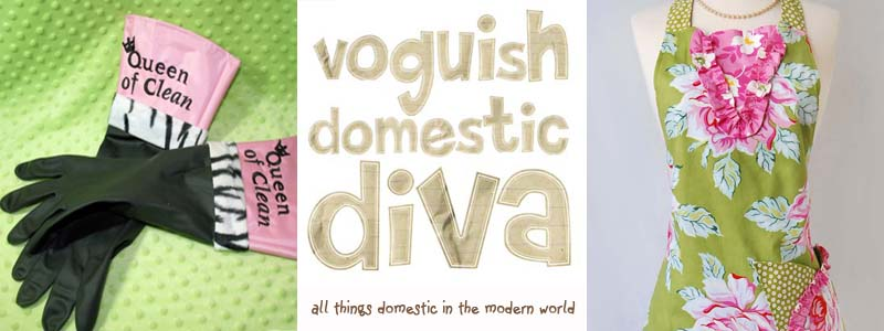 Voguish Domestic Diva