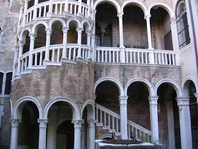 Venice, Scala Contarini del Bovolo